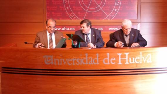 La Universidad de Huelva trabajará para recuperar la historia americanista de la provincia de Huelva