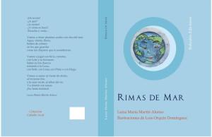 'Rimas de Mar', un poemario infantil que también se puede adquirir en formato digital.