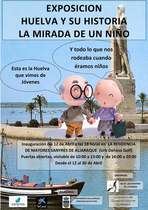 Exposición Huelva antigua, la mirada de un niño