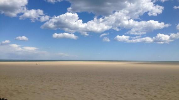 Abiertas nuevamente al baño las playas de Ayamonte y Punta Umbría