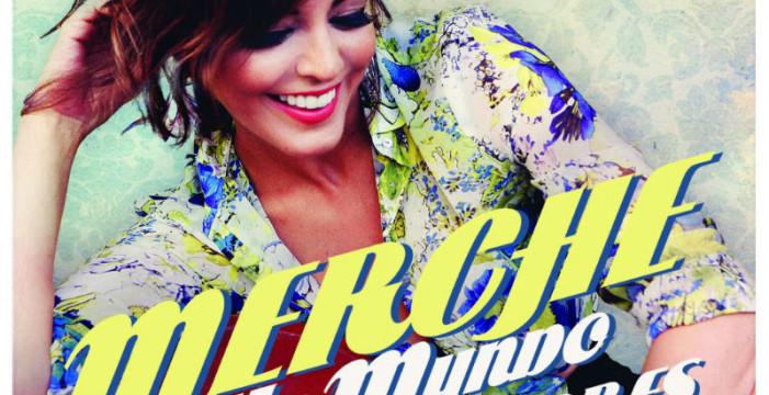 La cantante Merche actúa el sábado 20 de abril en la Casa Colón de Huelva