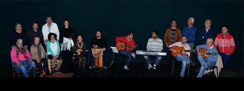 Un espectáculo flamenco canta la historia de Punta Umbría a través de fandangos