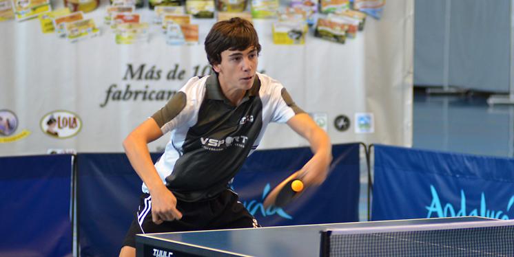 El conservas reina del guadiana de tenis de mesa sigue - Pedro martinez garcia ...