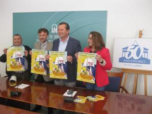La feria ha sido presentada en la Delegación del Gobierno andaluz.
