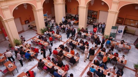 La Onubense celebra el VI Open de Ajedrez