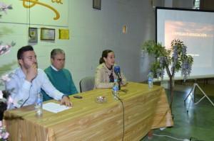 Inauguración de la Escuela de Padres y Madres de Almonte.