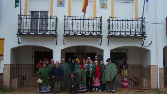 La Cofradía de la Virgen de la Cabeza de Huelva prepara su participación de la Romería de Andújar, declarada BIC