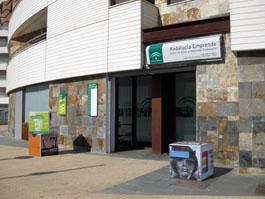 El CADE de Huelva se sitúa en Pescadería.