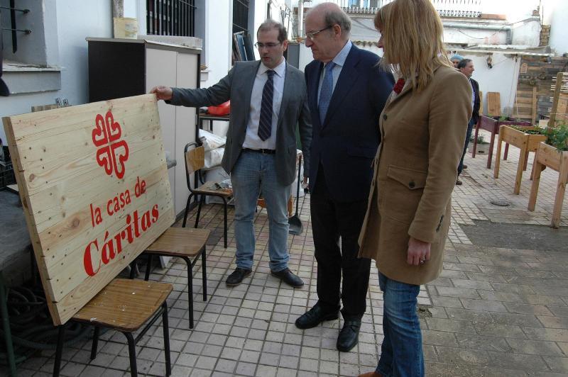 Cáritas pondrá en marcha en los próximos meses el proyecto 'Puertas Abiertas'