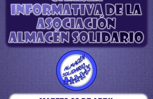 Almacén Solidario organiza una charla informativa en la Onubense