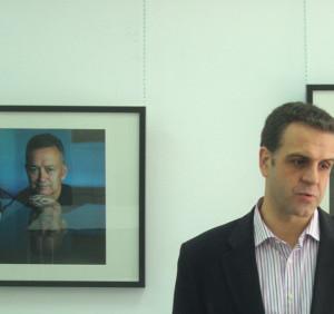César García, director del curso Experto universitario en fotografía y comunicación gráfica.