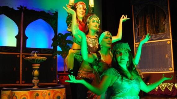 El musical 'Aladino y la lámpara maravillosa' cierra el I Ciclo 'Huelva y la Comedia'