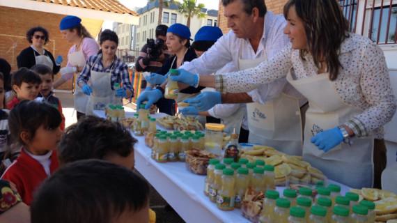 Isla Cristina pone en marcha la VI Campaña de alimentación saludable en edad infantil