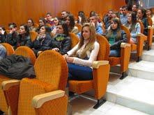 Jóvenes italianos llegan a La Palma del Condado como parte del programa europeo 'Juventud en Acción'
