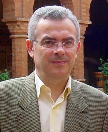 Diego Ropero, director del Archivo Histórico Municipal de Moguer.