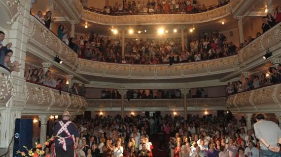 'Dos Hombres solos sin punto com ni ná' regresa este viernes al Gran Teatro de Huelva