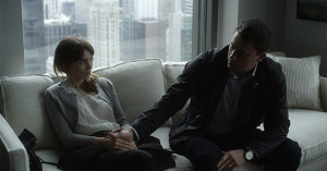 Escena de la película 'Efectos secundarios'.