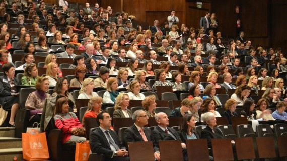 Profesores de los colegios Tierrallana y Entrepinos participan en unas jornadas pedagógicas celebradas en Málaga
