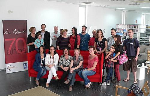 Los alumnos del I Curso de Fotografía de la Unia en La Rábida homenajean a Paco Elvira con una exposición