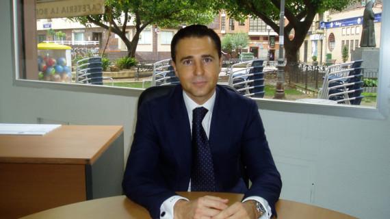 """Felipe Arias: """"Con pequeñas actuaciones mejoramos la calidad de vida de los ciudadanos"""""""
