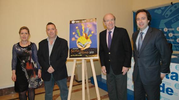 El 19 de abril da comienzo una nueva edición de la Feria del Libro de Huelva