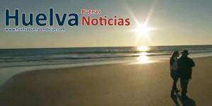 Uno de los fotogramas del video, en la playa de Matalascañas.