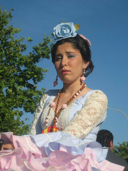 Rocío Méndez, hermana mayor de Emigrantes.