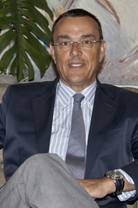 Caraballo se define como un enamorado de la provincia de Huelva.