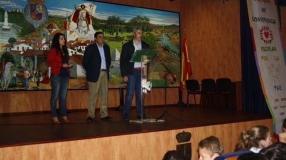 El Colegio Rural Adersa VI ha acogido la celebración de la VII Jornada escolar de convivencia