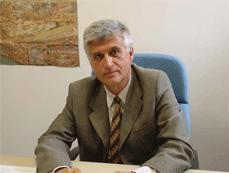 El catedrático Juan Manuel Campos.