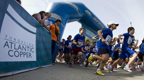 Abierto el plazo para la inscripción en la II Carrera Infantil 'Kilos x Km'