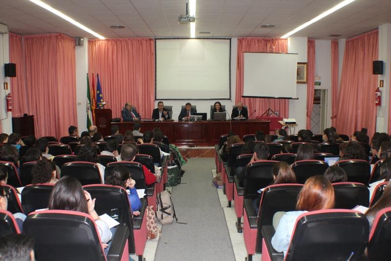 El novedoso sistema ha sido presentado en la Universidad de Huelva.
