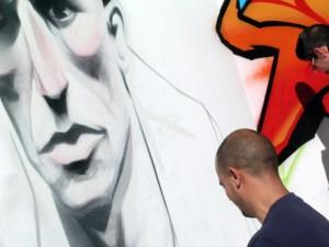 La exposición podrá contemplarse en las galerías del Patio del edificio.