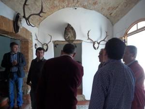 La actual Sociedad de Cazadores de Linares cuenta con unos cuarenta miembros.