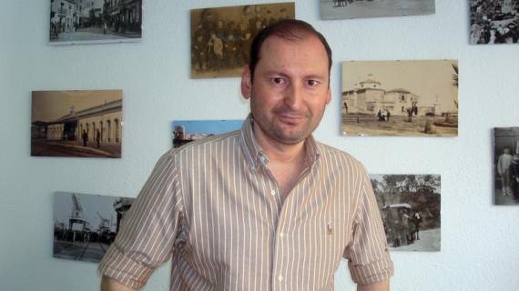 """Marcos Arizmendi: """"Estoy satisfecho porque he conseguido que mi trabajo sea hacer reír a la gente"""""""
