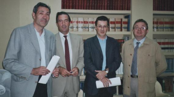 La Universidad de Huelva organiza una jornada en homenaje a Miguel Ferre