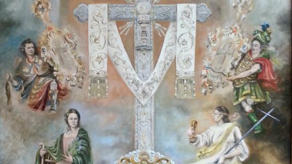 La Hermandad de la Santa Cruz de la Calle Cabo de La Palma presenta el cartel de las fiestas