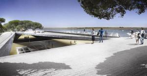 Centro de interpretación del yacimiento arqueológico 'Eucaliptal' de Punta Umbría.