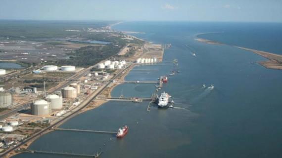 El Puerto de Huelva saca a licitación las obras de construcción de un edificio en el Muelle Sur