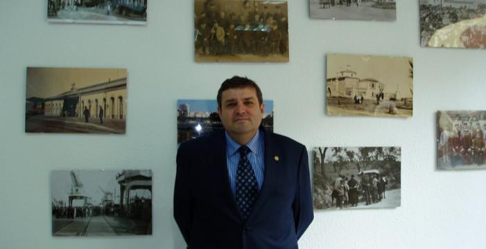 Francisco José Martínez finaliza dentro de muy poco su mandato como rector de la UHU.