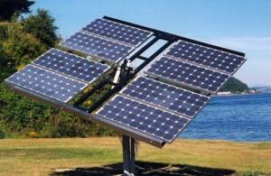 Energía solar-fotovoltaica. / Foto. aveirenovaveis.blogspot.com.es.