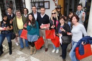 Touroperadores conocen de primera mano los recursos turísticos del municipio de Moguer, que forma parte de la comarca de Doñana