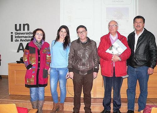 Se presentan en La Rábida los mejores trabajos del Máster en Investigación de la enseñanza en 2012