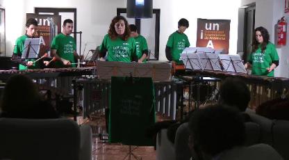 Aires de tango y música brasileña para el segundo concierto del Conservatorio de Música Javier Perianes en La Rábida