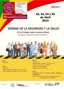 Las actividades se desarrollan en las jornadas del 22 al 25 de abril.