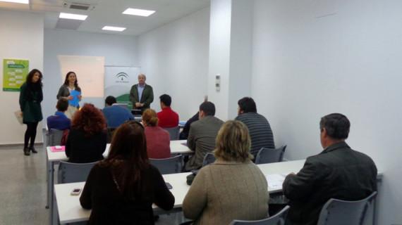 16 empresas onubenses participan en Valverde en unas jornadas del CADE y Extenda