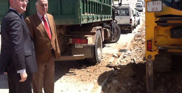 Las obras del Profea generan 146 empleos en Villablanca