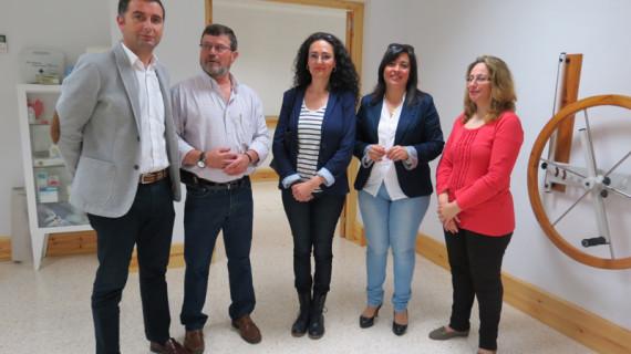 Moguer acoge la celebración de la I Feria 'Por Tu Salud'