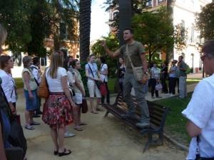La Reunión internacional de movilidad Erasmus, se celebrará del seis a nueve de mayo.