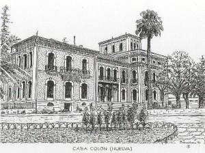 La Casa Colón tuvo un gran protagonismo en los actos del IV Centenario del Descubrimiento en Huelva.